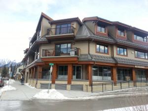 Canmore Place Exterior 2